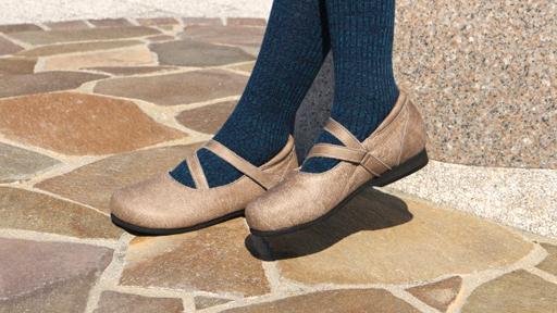 足と靴のカウンセリング Pas a pas